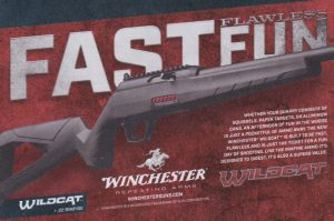 Winchester Wildcat 22 LR: A Rimfire Rifle That Reloads Itself After Every Shot