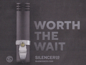 Silencers Are Golden