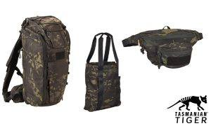 Tasmanian Tiger's New MultiCam Black Line-Up