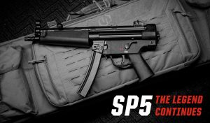 The New Heckler & Koch SP5