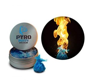 Pyro Putty All-Weather Emergency Fire Starter