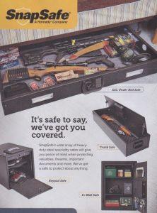 Sleep With Your Guns