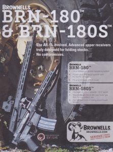 Brownell's Tall & Short AR-15s