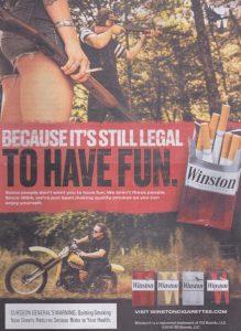 Ride. Shoot. Smoke.