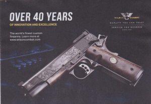 Wilson Combat Custom Handguns