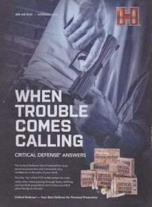 Intruders Beware: Hornady's Critical Defense Is Here