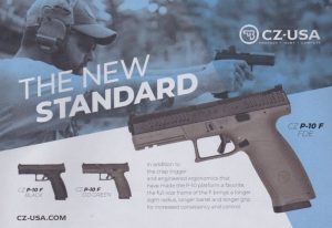 CZ's P-10 F Is Bigger And Badder