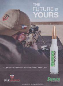 Composite Ammunition For Civilians