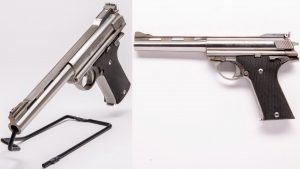 Dirty Harry & Mack Bolan's Big Thunder: The Auto Mag Pistol in .44 AMP