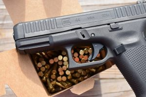 Gun Review: Going 2200 Rounds with the New Glock G44 in 22LR