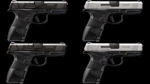 New Mossberg MC2c 13+1 9mm Pistols for 2020 :: Guns.com