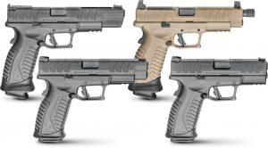 Springfield Armory Announces New Ronin, XD-M Elite Pistol Series
