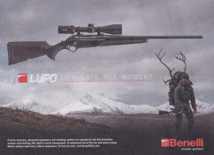 Benelli Enters Bolt-Rifle Market