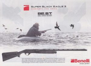 Super Black Eagle 3 Is The BE.S.T. For Harsh Hunting Conditions