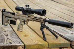 Desert Tech SRS A2: The Shortest Long Range Rifle – Review