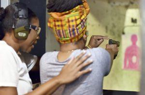 The New Woke: Cincinnati Women Take Concealed Carry Class, Learn Armed Self Defense