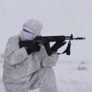 Russia's Spetsnaz With New AK-12s