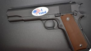 Old Enough to Vote, Old Enough to Buy a Handgun: Bill Would Drop Age to 18