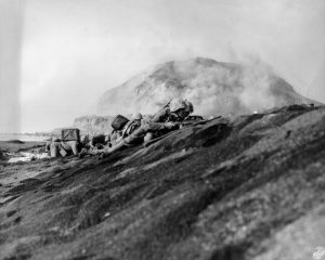 The Battle for Iwo Jima at 75: The Guns They Carried