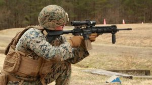 Marine Corps Taps Trijicon VCOG as New USMC Squad Common Optic