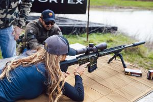 Texas Range Day Brings Content Creators, Sponsors Together