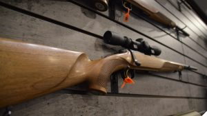 Lawsuits Fly Over Gun Shop Closure Orders