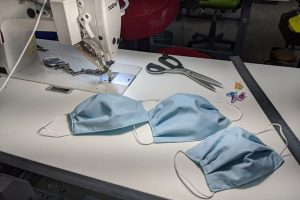 Blue Alpha Gear, Cole-Tac to Produce Face Masks for Healthcare Workers