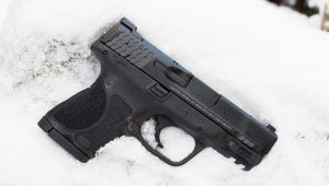 First 100 Rounds: A Look at the Smith & Wesson M&P Subcompact