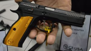 COVID-19 Closures Force Some Gun Makers to Pause Production