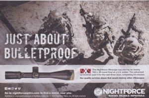 This Riflescope Is Bulletproof