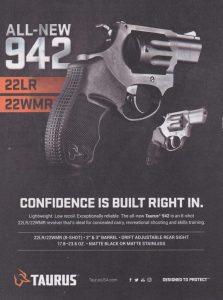 Taurus 942: The Eight Shooter
