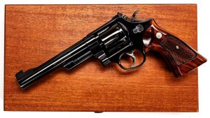 Smith & Wesson Model 25 .45 Wheel Gun Extraordinaire