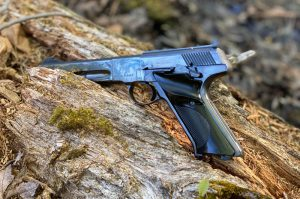 Reviewing a Legend in the Colt Woodsman First Series