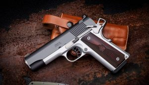 New Springfield Armory Commander-Sized Ronin Operator 1911 in .45 ACP, 9mm