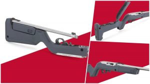 Ruger Debuts 10/22 Takedown with Magpul X-22 Backpacker Stock