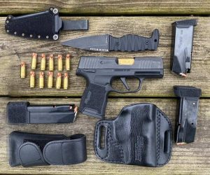 The Game Changer: An Evolutionary Look at the Sig Sauer P365