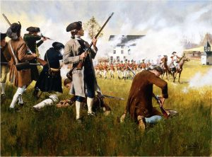 Happy Independence Day: Guns of the Grunt 1776-2020